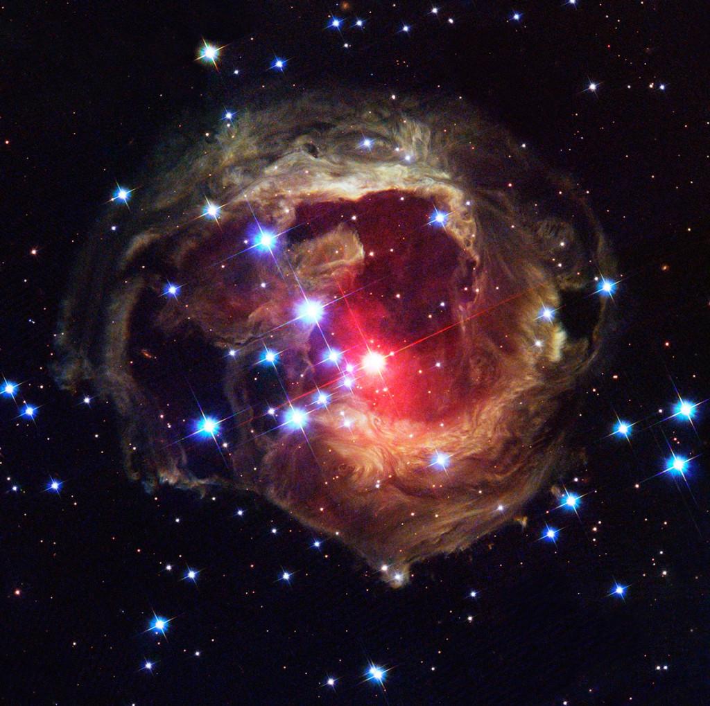 Hubble-V838-Monocerotis